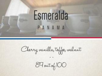 Hacienda La Esmeralda – Panama