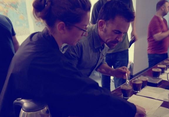 Coffee roasting workshop with Scott Rao