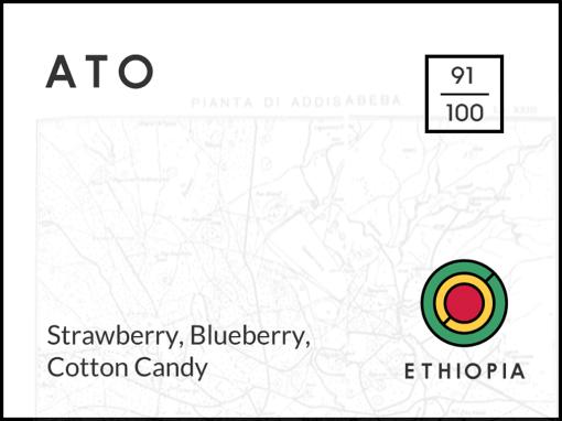 Ato, Ethiopia