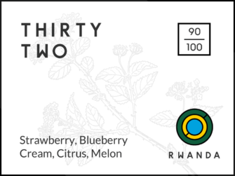 Rwanda Thirty Two –