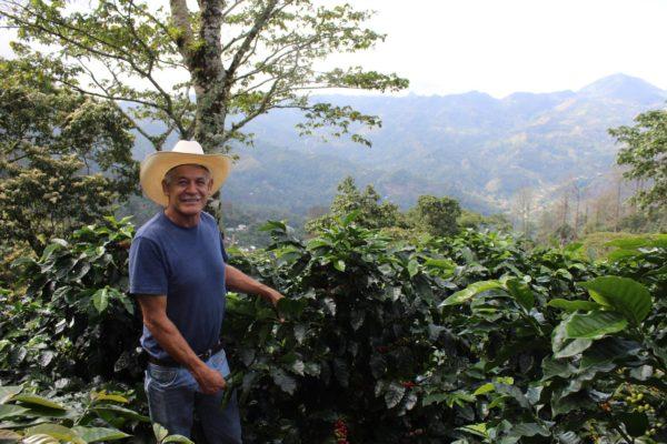 Pedro Joel Fiallos, Farmer