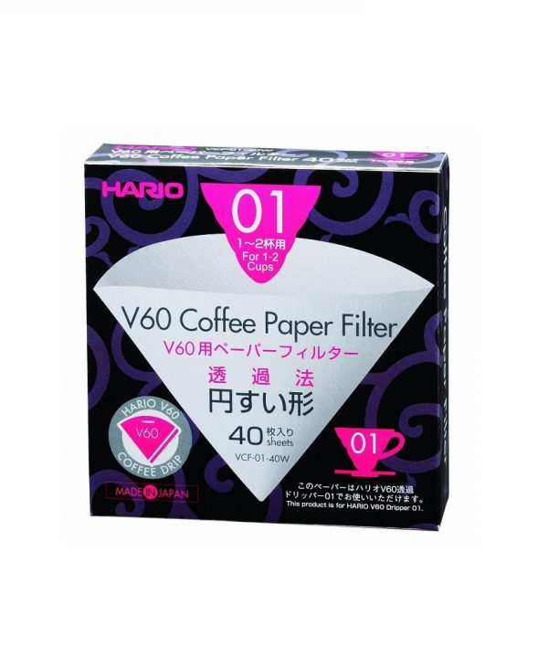 V60 1 filters