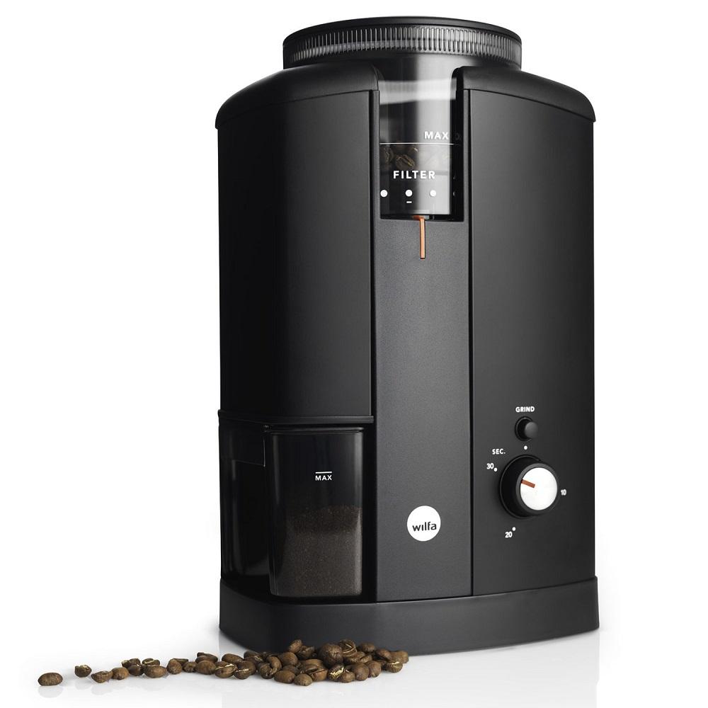 Wilfa and coffee