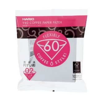 Hario V60 2 filters