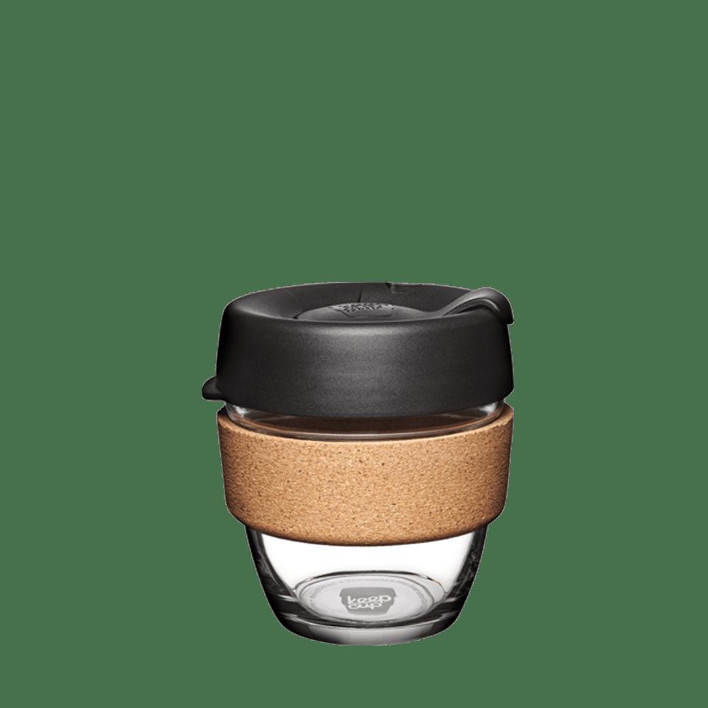reusable_glass_cup_cork_band_black