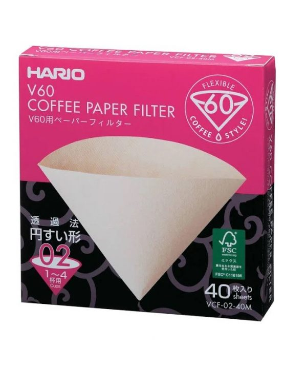 Hario v60 02 paper